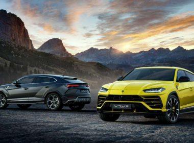 Lamborghini vend désormais plus de VUS Urus que de supercars