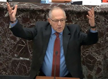 Les proclamations douteuses de destitution d'Alan Dershowitz: Jonathan Turley